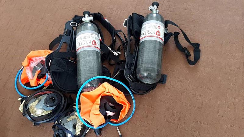 خرید دو دستگاه تنفسی